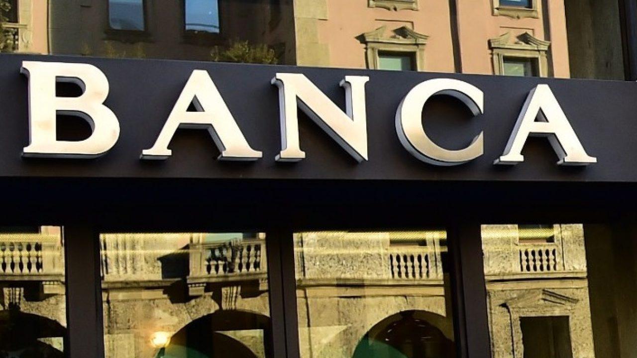 posti di lavoro in banca